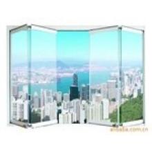 Exterior Tempered Frameless Glass Door