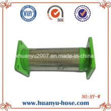 Auspuff Flexible Rohr mit Flansch