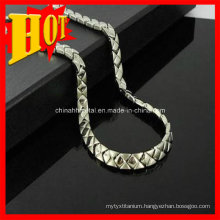 New Arrival Good Choice for Gift Titanium Necklace