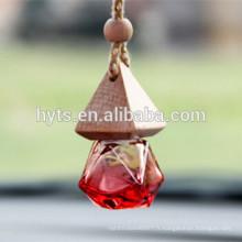 bouteille d'arôme de diamant pour assainisseur d'air de voiture arôme