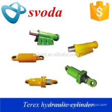 long stroke hydraulic cylinder manufacturer for dump truck, terex 3305, 3306, 3307, tr45, tr50, tr60, tr100 truck
