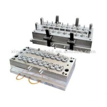 multi-cavity mold design