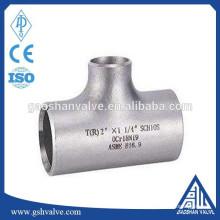 Tête de réduction ANSI B16.9 en acier inoxydable cf8