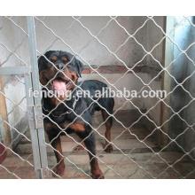 Malha de arame de grade galvanizada bonita ou cerca de Meg, redes usadas em proteção de cachorro