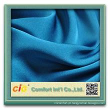 2015 moda de alta qualidade novo design poliéster desempenho vestido tecido de cetim