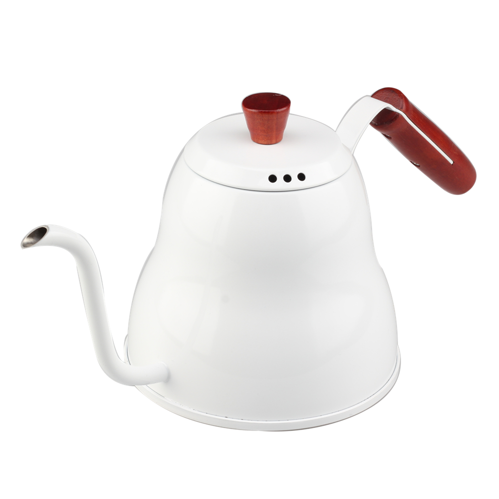 With Gooseneck Spout Pour Over Coffee Kettle