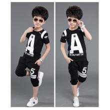 Ropa de verano para niños en traje deportivo en venta caliente
