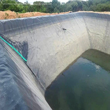 Крышка бассейна рулонная Fish Farm Pond Liner Geomembrane