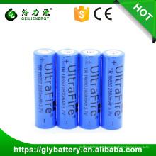 18650 3.7v 2800mah Ego-Batterie für Taschenlampe Großhandel