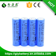 18650 3.7v 2800mah Ego Battery For Flashlight Wholesale