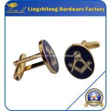 Masonic Logo Promotion Gift Fashion Cufflinks