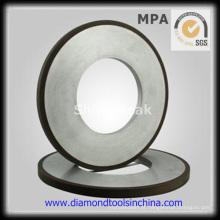 Roda de moedura do diamante 1A1 para o carboneto