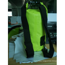 PVC Coated 300d Waterproof Material for Bag Tb0033
