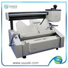 A4 manual glue binding machine