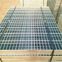 Cubierta de drenaje de rejilla de acero galvanizado para cabinas de pintura