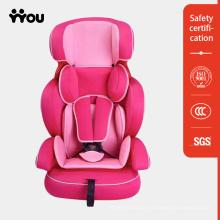 Assento de carro-de-rosa