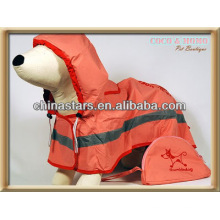 Impermeable de perro reflexivo EN471 / ANSI