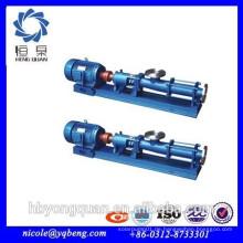Beste Marke chemische Industrie hochwertige Edelstahl Mikro-Schraube Pumpe