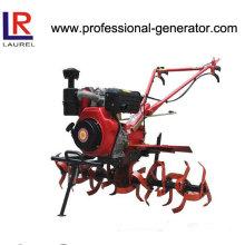 Micro-cultivador Rotary Power Tiller para Farm Walking Tractor