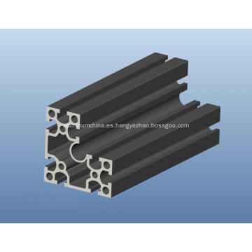 Equipo mecánico utilizado sección aluminio
