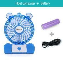 4′′ Multi-Function DC Rechargeable Mini Fan
