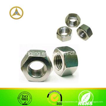 Carbon Stahl Sechskantmuttern