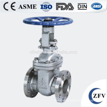 Factory Price FM UL fire protection 200PSI NRS Flanged gate valve with wheel