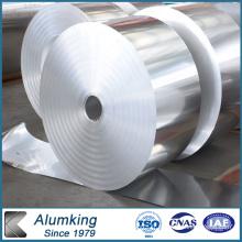 1145 feuille de rouleau en aluminium double zéro avec un côté brillant