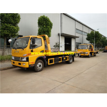 JAC Flatbed Tow Wrecker Vehicles