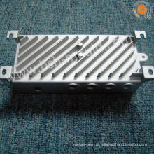 Tampa do radiador de fundição em liga de alumínio