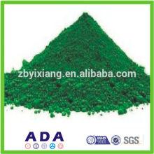 Pigmento compuesto inorgánico Verde de óxido de hierro