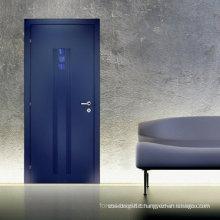 Modern Style Interior Flush Wooden Door Solid Wood Door