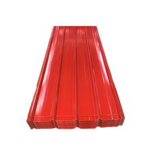 Folha de telhado galvanizado PPGI