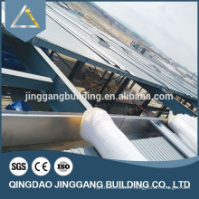 Prefab Economical New Fashion Steel Building Materials