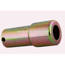 Shanghai stainless steel machined galvanized parts/steel galvanized cnc machining service