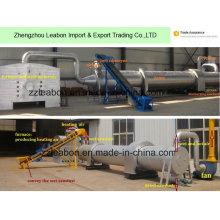 Secadora del secador del cilindro rotatorio de la condición ambiental