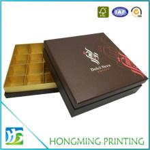 Offset Printing Cardboard Empty Chocolate Gift Box
