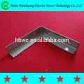 Alta calidad galvanizado de acero del poste/brazo/ángulo/canal de acero para el hardware de la línea de arriba de la Cruz