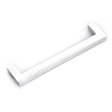 Simple Cabinet Pulls 192Mm Bespoke Hotel Furniture Handle
