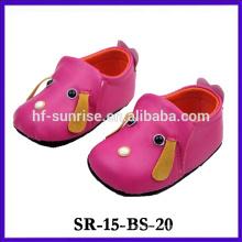 Nuevos productos calientes 2015 nuevo diseño bebé zapato