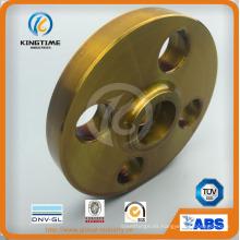 ANSI B16.5 bridas de brida de soldadura Socket bridas A105 brida de acero de carbono (KT0265)