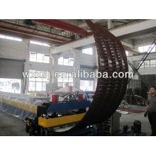 Machine de cintrage tôles en acier