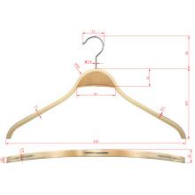 Bendable Laminated Zara Style Wooden Display Coat Hanger