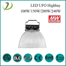 Motion sensor UFO led highbay light