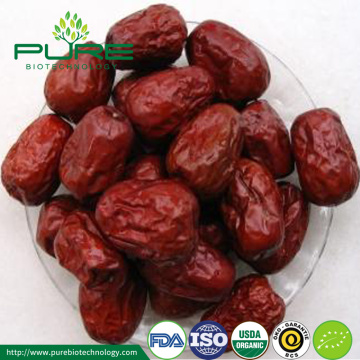 New Crop Organic Red Dates / Top Quality Organic Jujube