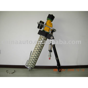 roof bolter machine