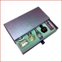Boîte cadeau en parfum en boîte à bijoux