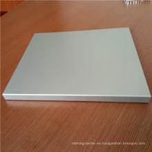 Paneles de panal de aluminio de 4'x8 'para uso en ascensor