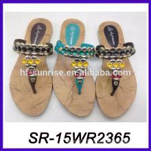 fashion beach sandal for girls flip flop sandal sandal shoe