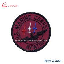 Nos marinho bordado Patch de Logo Design